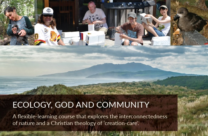 ecology god and community